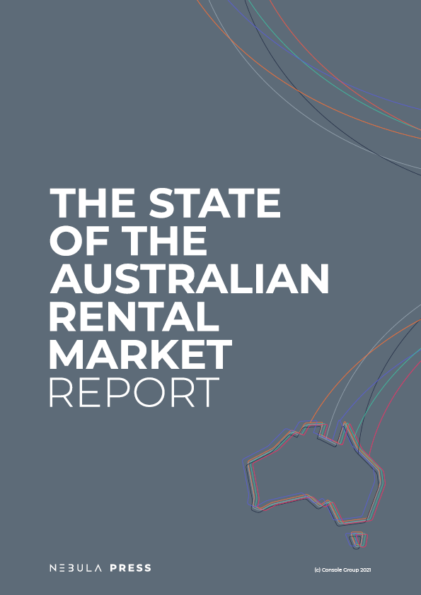 The State of the Australian Rental Market Report eBook Cover